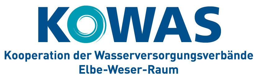 Logo Kowas Kooperation der Wasserversorgungsverbände Elbe-Weser-Raum
